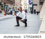 Young African American Man With ...