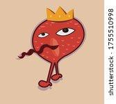 cute cartoon troll character....   Shutterstock .eps vector #1755510998
