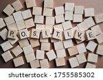 Positive Letter Scrabble...