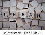 Learn Letter Scrabble Alphabet...