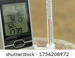 Home weather station and...