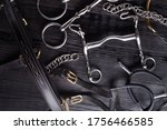 Various Bits  With Mouthbridle ...