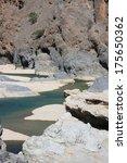 mountain's landscape. wadi in... | Shutterstock . vector #175650362