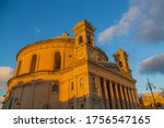 Mosta Dome Cathedral  St. Mary...