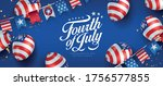 independence day usa banner... | Shutterstock .eps vector #1756577855