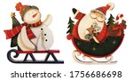 Christmas Decorations Wooden...