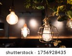 An Antique Design Lighting Bul...