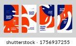 social media story mobile... | Shutterstock .eps vector #1756937255