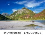The Serenity Of Predil Lake
