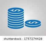 Money. Line Icon Vector....