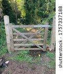 Countryside Wooden 5 Bar Gate
