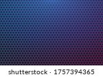dark background with colorful...   Shutterstock .eps vector #1757394365