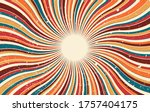 abstract retro dirty grunge... | Shutterstock .eps vector #1757404175