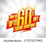 up to 60  off  further...   Shutterstock . vector #1757517995