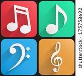 basic sound musical flat simple ...