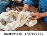 Craftsmen Of Thai Indigo Cotton....