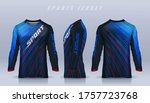 t shirt sport design template ...   Shutterstock .eps vector #1757723768