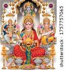 Lord Laxmi  Lord Ganesha  Lord...