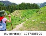 Mountain Trail  Trekking Route...