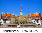 Beautiful Thai Temple  Wat Pho...
