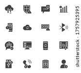 ui notification vector icons...