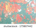abstract color background | Shutterstock . vector #175807442