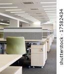 office work place   Shutterstock . vector #17582434