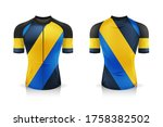 specification cycling jersey... | Shutterstock .eps vector #1758382502