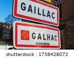 France Gaillac Tarn 04 2018  ...