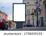 advertising city billboard ...   Shutterstock . vector #1758559235