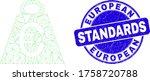 web mesh euro mass pictogram...   Shutterstock .eps vector #1758720788
