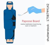 Papoose Board Medical Equipment ...