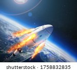 Crew Dragon Spacecraft Of The...