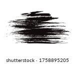 vector brushstroke background ... | Shutterstock .eps vector #1758895205