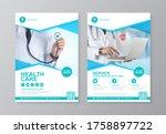 corporate healthcare cover ...   Shutterstock .eps vector #1758897722