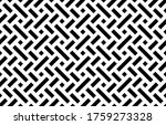 abstract geometric pattern. a... | Shutterstock . vector #1759273328