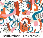 geometric vector pattern with...   Shutterstock .eps vector #1759285928