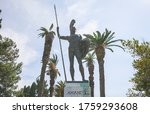 A Statue Of The Achilles In The ...