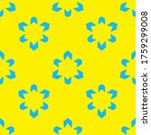 seamless pattern with a... | Shutterstock .eps vector #1759299008