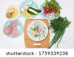 step by step recipe for russian ... | Shutterstock . vector #1759339238