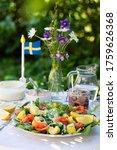 Swedish Midsummer Solstice...
