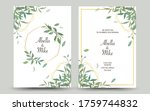 beautiful greeting card or... | Shutterstock .eps vector #1759744832