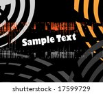 grunge background.to see more... | Shutterstock .eps vector #17599729