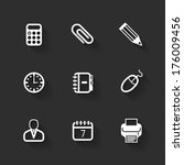 vector design flat icons for...