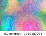 Colorful Bokeh Background Of...