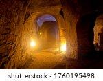 Dark Abandoned Underground...