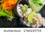 delicious fresh and healthy... | Shutterstock . vector #1760235755