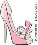 High Heels Stiletto Shoe Vector