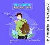 vector illustration of new... | Shutterstock .eps vector #1760582912
