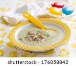 fresh  organic pureed...   Shutterstock . vector #176058842